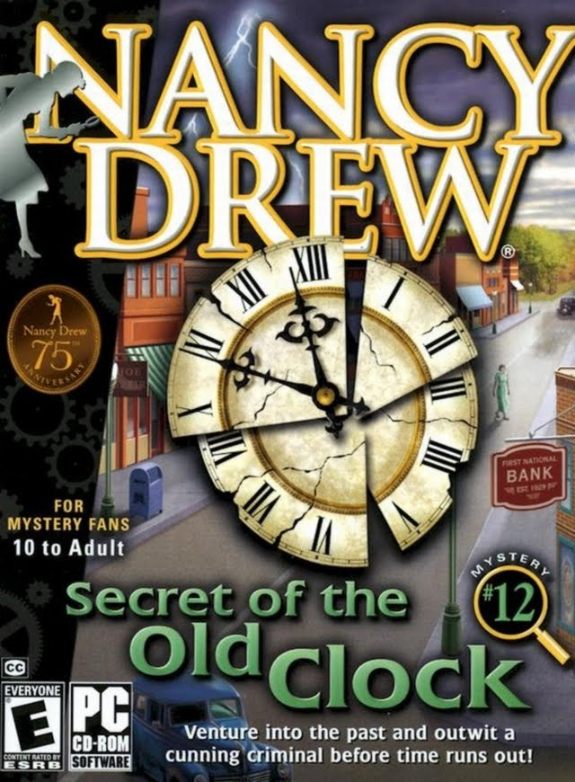 nancy drew and the secret of Nancy drew arrives in phoenix, arizona, eagerly looking forward to a fun-filled vacation at shadow ranch, but abruptly finds herself involved in a baffling mystery.